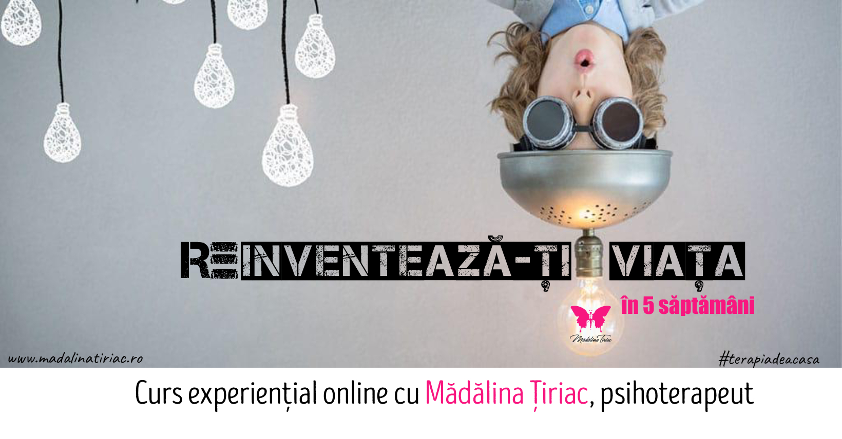 curs experiential online